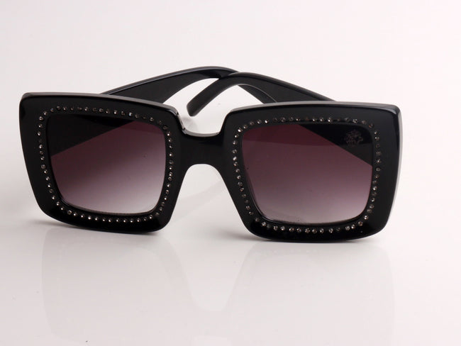 Dabati SS20 Black Savage Glasses - Dabati London