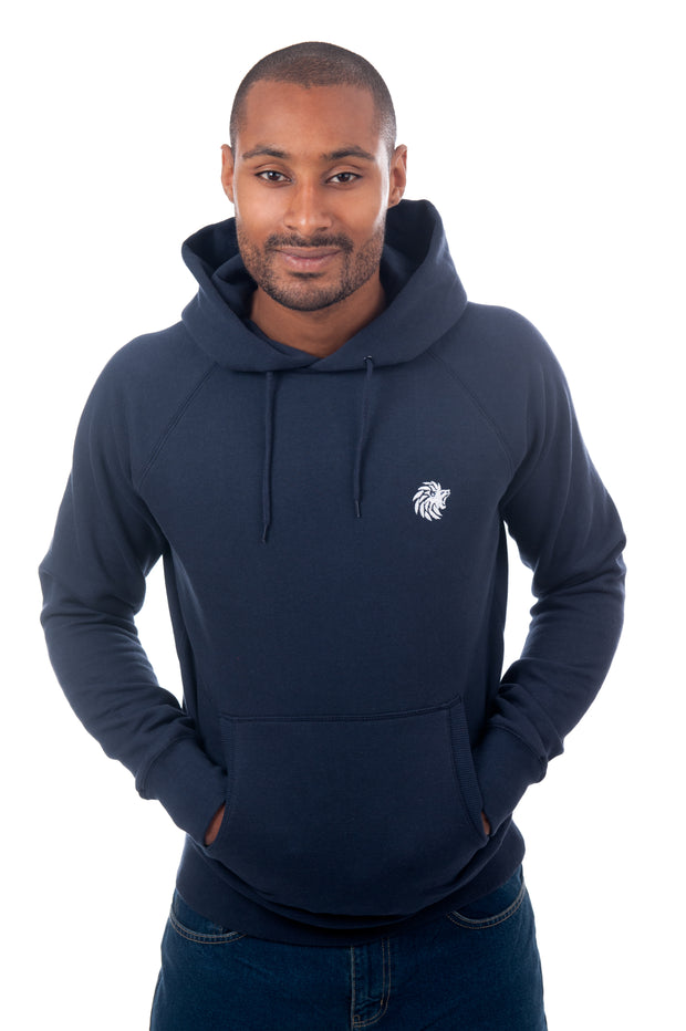 Dabati Small Embroidered Logo Hoody