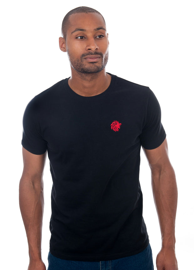 Black British Designed Polo Shirt