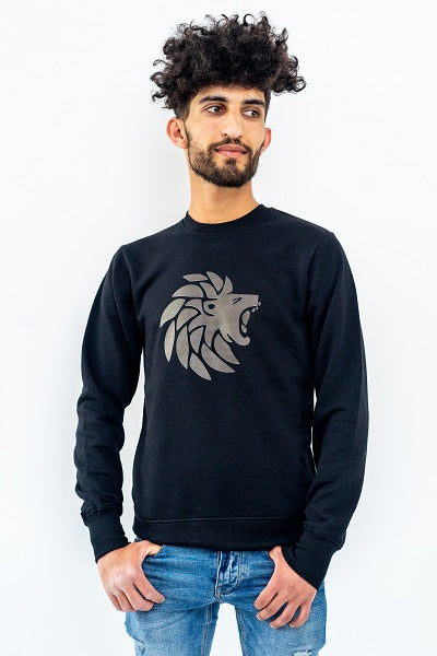 Black Dabati Zeal Sweatshirt