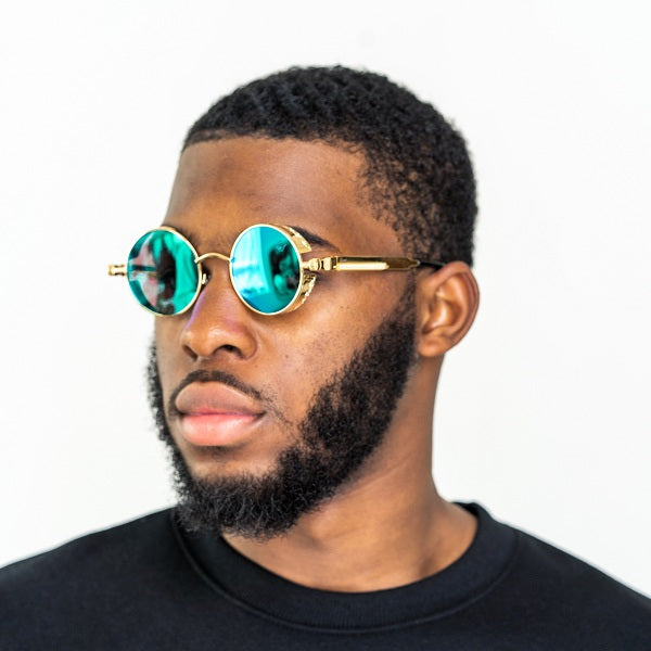 Dabati Unisex Reflector Flair Eyewear - Dabati London