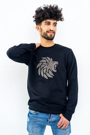 Black Dabati Zeal Sweatshirt - Dabati London