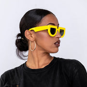 Dabati Funky Yellow Unisex Eyewear - Dabati London