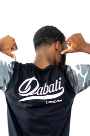 Dabati Camo Sleeves  T-Shirt
