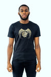 Dabati Leopard Print Casual T-Shirt - Dabati London