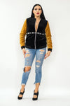 Dabati Limited Edition Unisex Velvet Bomber Jacket - Dabati London