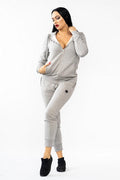 Dabati Grey Unisex Tracksuit - Dabati London