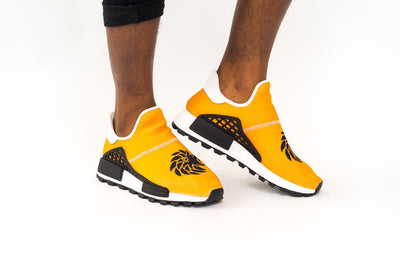 Dabati Mustard Basket Summer Trainers - Dabati London
