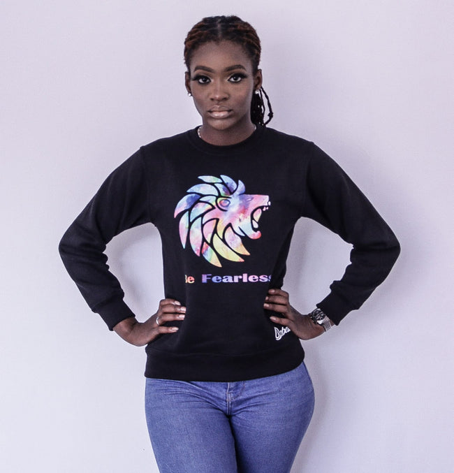Dabati M6 Ladies Fearless Sweatshirt - Dabati London