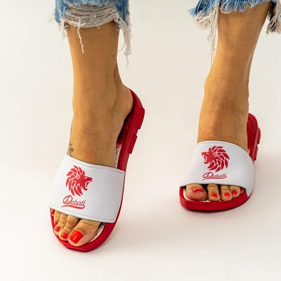 Dabati Red Slippers