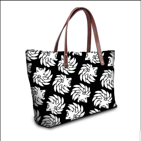 Dabati Black and White washable Bag - Dabati London