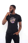 Dabati London Bridge Graphic Fitted T shirt - Dabati London