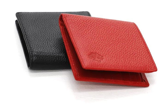 Dabati Men's Cow Leather Pimples Wallet