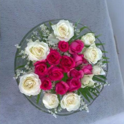 Table centerpiece arrangement 2