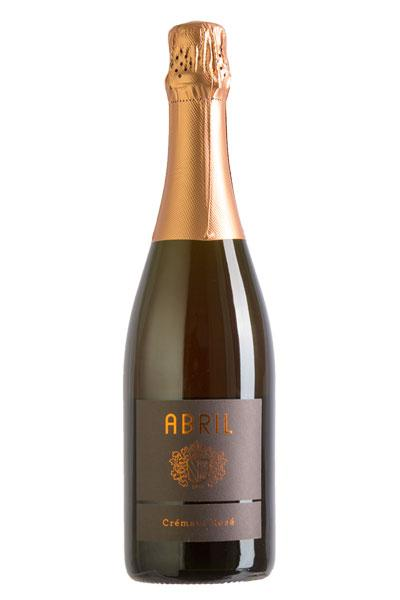 Abril - Cermant Rose brut / Deutscher Sekt Schaumwein Trinkig