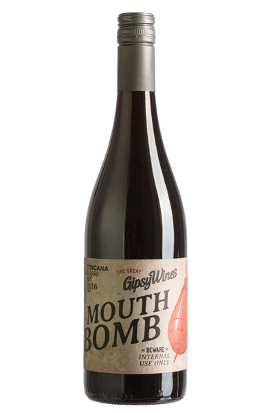 Gipsy Wines - Mouth Bomb Italien Rotwein