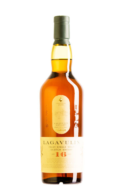 Lagavulin - Scotch Single Malt Whisky 16 Jahre
