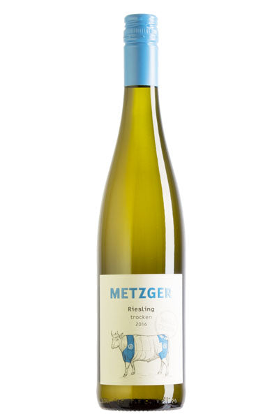 Weingut Metzger - Riesling Well Done - 2016