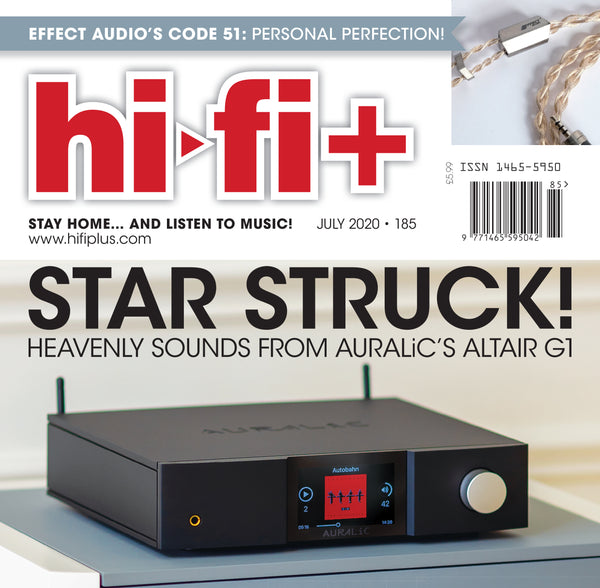 """STAR STRUCK!"" - Heavenly Sounds from ALTAIR G1"