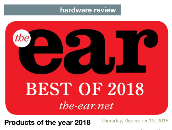 Aries G2 features in 'Best of 2018' The Ear