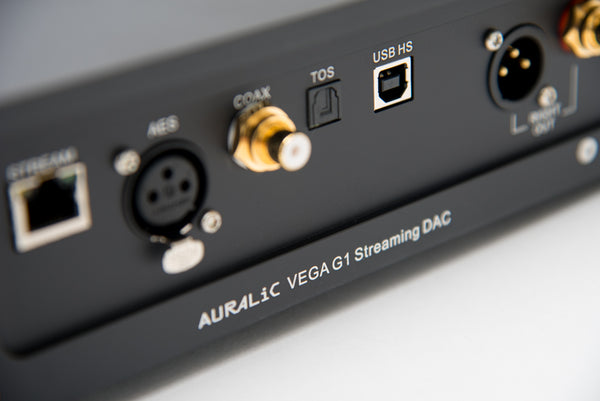 AudioHead Review: VEGA G1 Streaming DAC