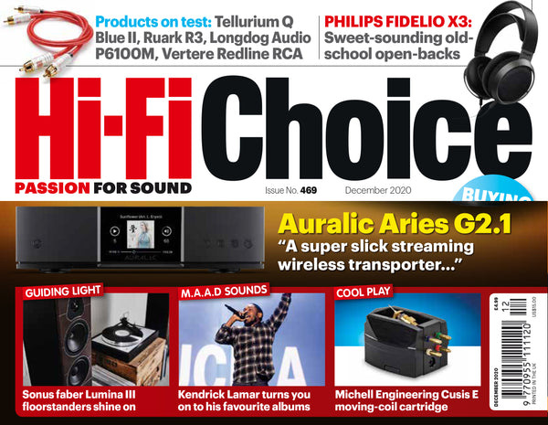 Auralic Aries G2.1 Reviewed by Hifi Choice, UK