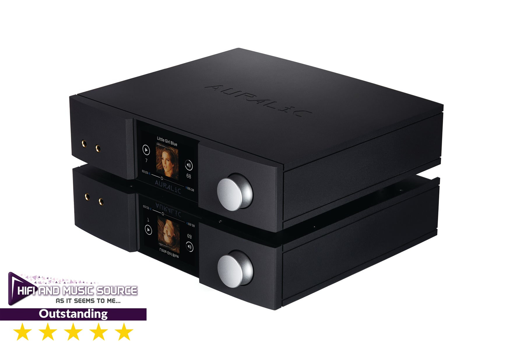 Auralic Vega G1 Streaming DAC Review - HIFI AND MUSIC SOURCE