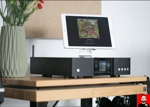 Aries G1 Streaming Transporter Review by John Darko