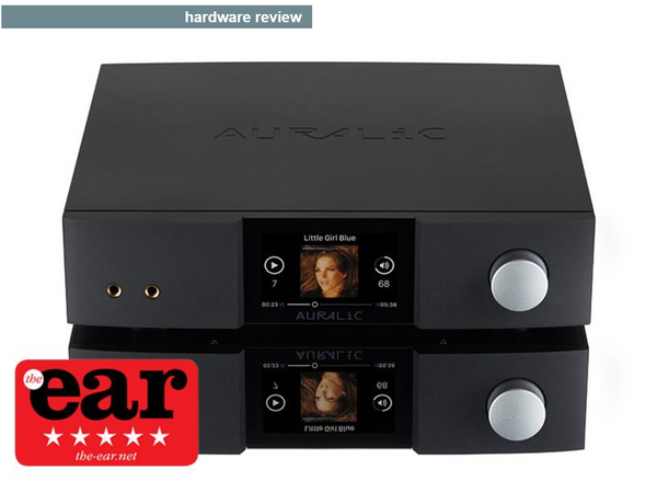 VEGA G1 Five-Star Review by The EAR