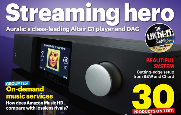 Altair G1 'Editors Choice' Hifi Choice