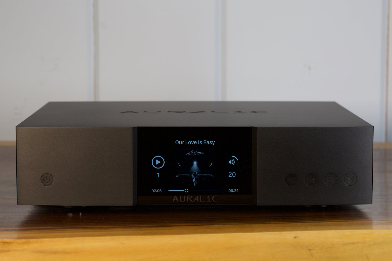 ARIES G2 Review by The Computer Audiophile - AURALIC