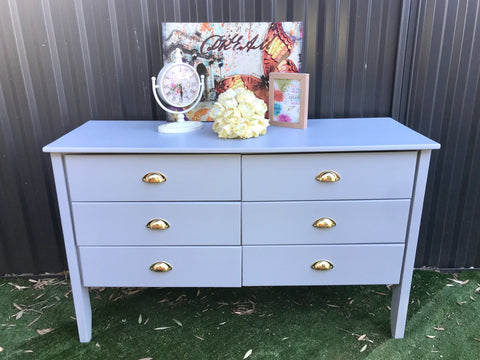 Dream ⭐️ 6 Drawer Dresser