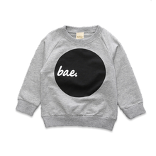 """Bae"" Long Sleeve Shirts - Cuddle Bandits"