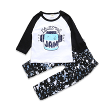 """That's My Jam"" Baby Set - Cuddle Bandits"