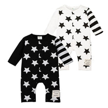 Trendy Star Romper Jumpsuit - Cuddle Bandits