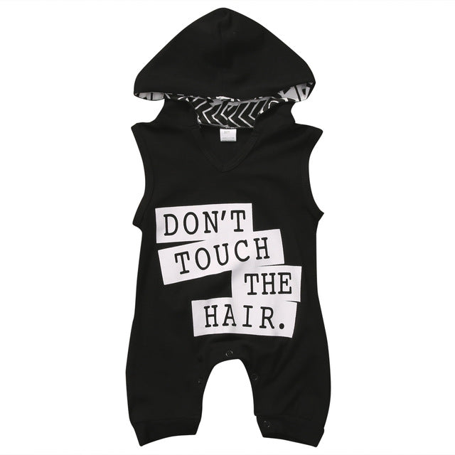 Hooded Cotton Onesie - Cuddle Bandits