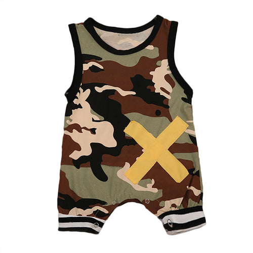 Camouflage One Piece - Cuddle Bandits