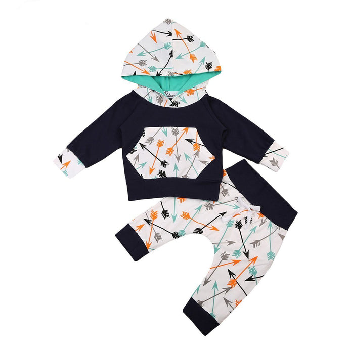 Arrow 2 Piece Outfit - Cuddle Bandits