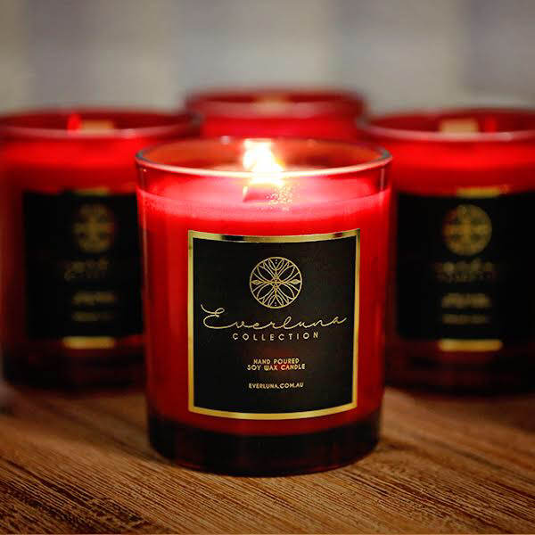 Valentines Day Limited Edition Candle
