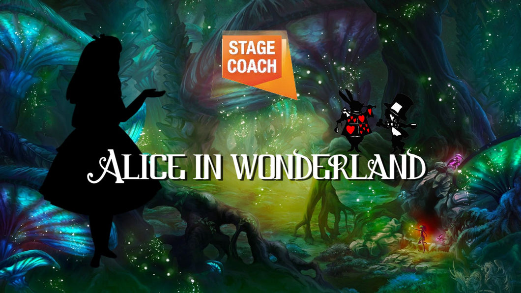 Stagecoach Dulwich / Forest Hill / Tooting / Merton Park - Alice in Wonderland (incl. P&P)