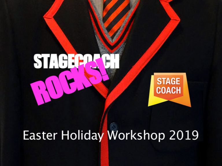 Stagecoach ROCKS! / Nemo & Friends - Stagecoach Dulwich Easter Holiday Workshop (incl. P&P)