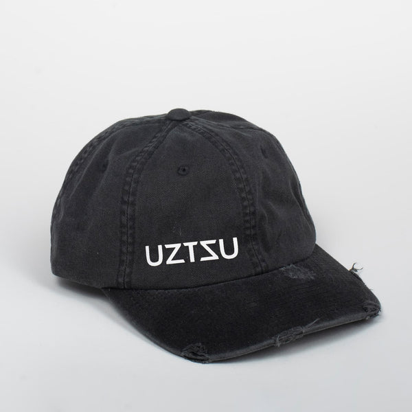 Cappello Logo Black Dad Cap | Uztzu - Uztzu Clothing - Shop Super 4X4 T-shirts, Pants and hoodies online!