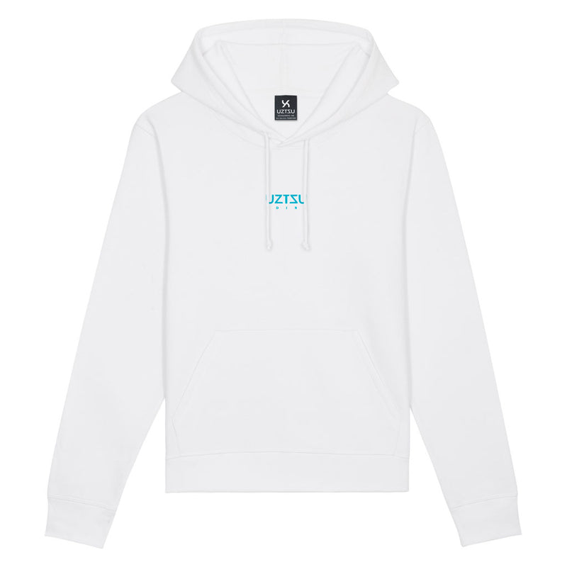 products/Uztzu-Back-Logo-Organismic-Light-Blue-white-hooded-sweatshirt-front.jpg