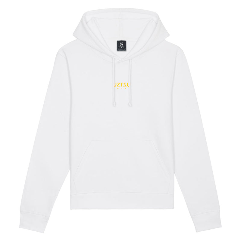 products/Uztzu-Back-Logo-Organismic-Yellow-white-hooded-sweatshirt-front.jpg