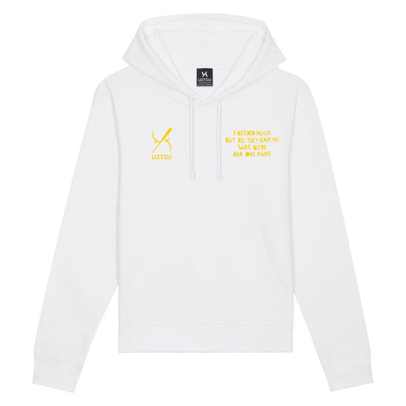 products/Uztzu-I-Needed-Hugz-Yellow-white-hooded-sweatshirt-front.jpg