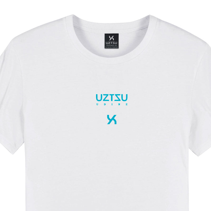products/Uztzu-Logo-Edition-Small-Light-Blue-white-standard-tshirt-front-detail.jpg