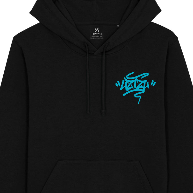 products/Uztzu-Uztzu_Fulish-Graffiti-black-hooded-sweatshirt-front-detail.jpg