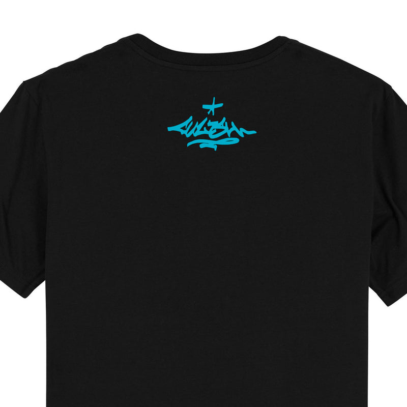 products/Uztzu-Uztzu_Fulish-Graffiti-tag-Light-Blue-black-standard-tshirt-back-detail.jpg