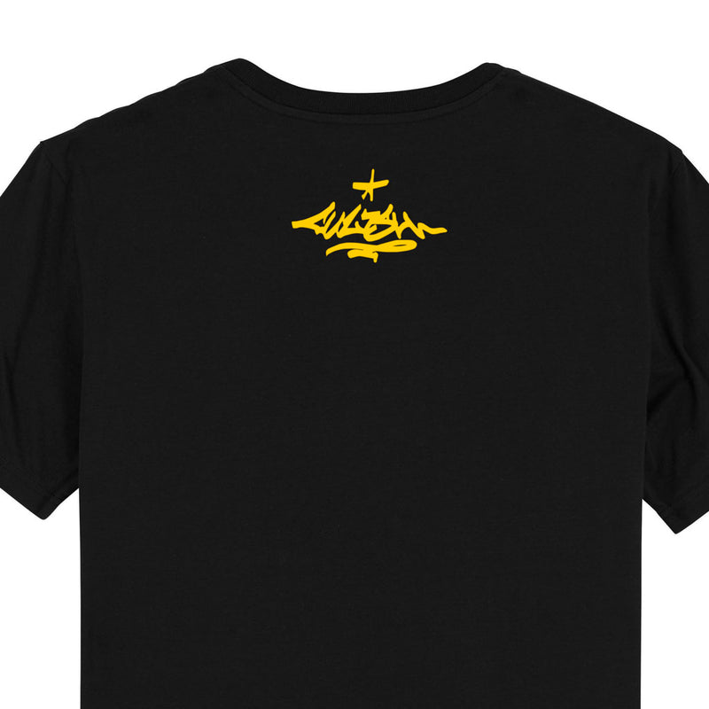 products/Uztzu-Uztzu_Fulish-Graffiti-tag-Yellow-black-standard-tshirt-back-detail.jpg