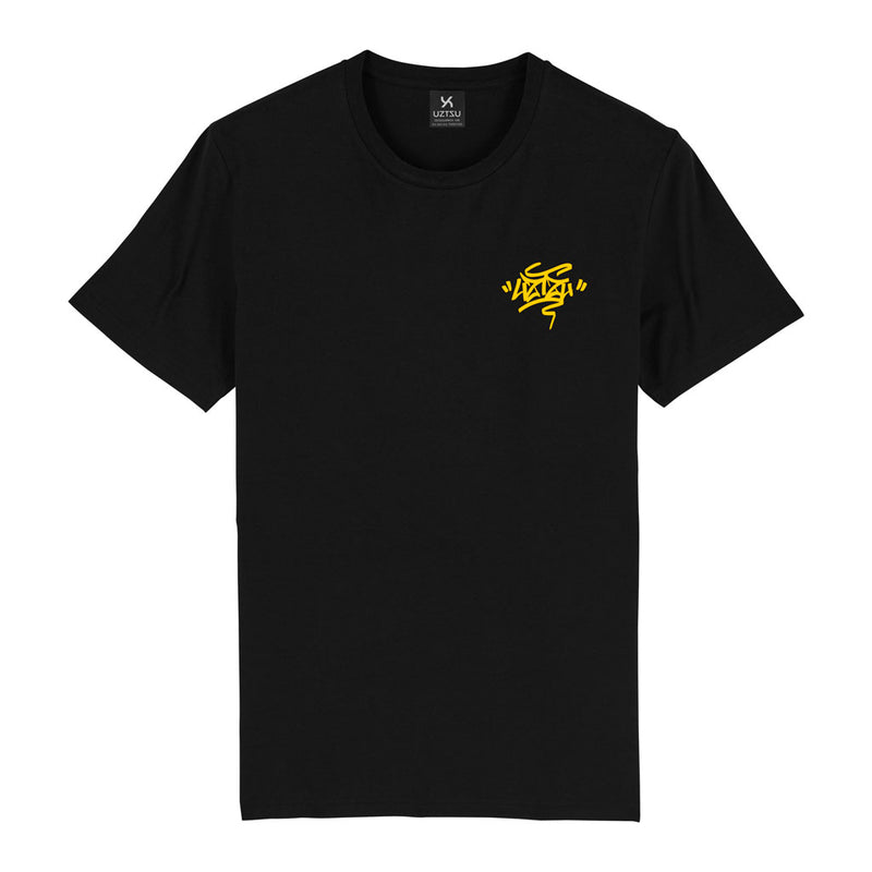 products/Uztzu-Uztzu_Fulish-Graffiti-tag-Yellow-black-standard-tshirt-front.jpg